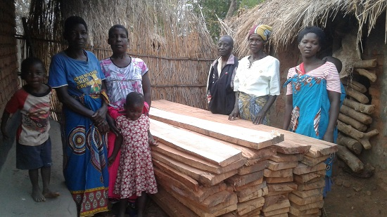 A stich in time saves nine village headman Kalazi laments