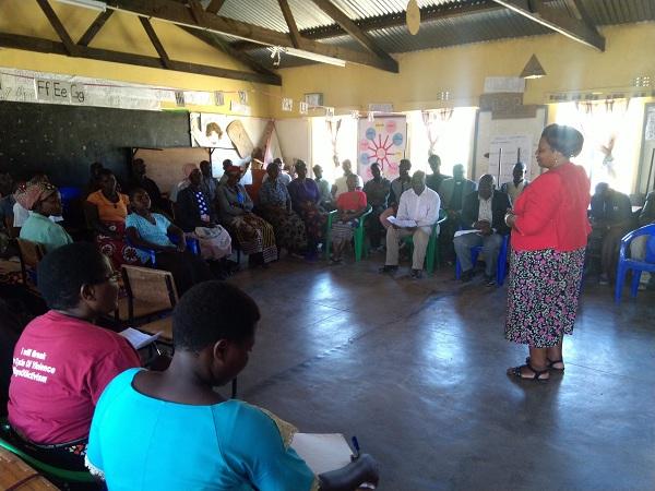 Malomo Health Centre in water crisis