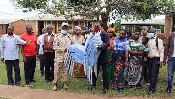 Mphunzi Primary School learners from TA Masumbankhunda in Lilongwe benefit from citizen Voice platform (Bwalo)